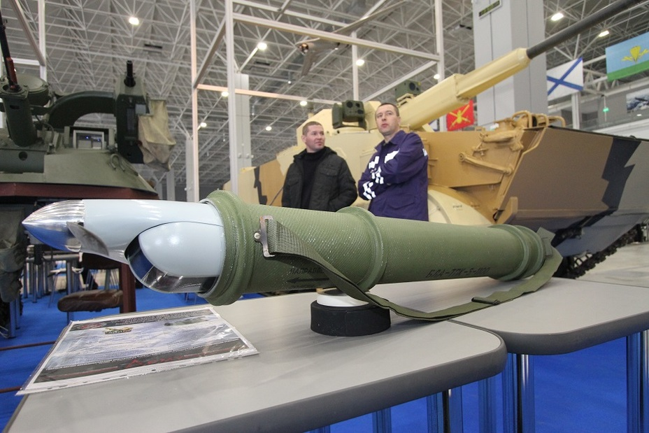 «Выстреливаемый» беспилотник ТПК-7Э Фото: Денис Федутинов - Роботы для поля брани