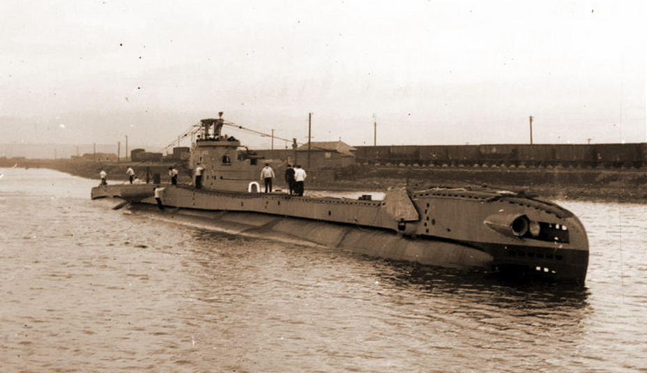Британская подлодка «Тапир». Её торпеды поставили точку в судьбе U 486, не позволив её командиру продлить список своих жертв. http://www.iwm.org.uk - Рождество в холодных водах Ла-Манша | Военно-исторический портал Warspot.ru