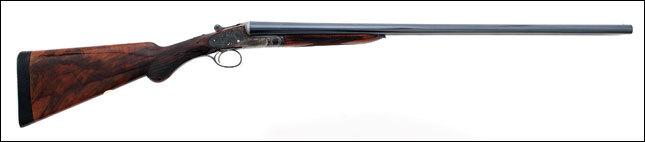 Ружье SxSxS 16-го калибра shotgunlife.com - Вековая «трёхстволка» от Boss & Co  | Военно-исторический портал Warspot.ru