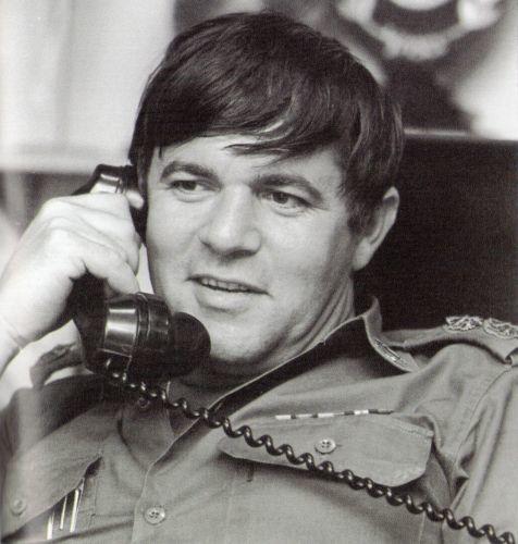Натан (Натке) Нир, в октябре 1973 года командовавший израильской 217-й резервной бронетанковой бригадой - Синайский танковый разгром | Военно-исторический портал Warspot.ru