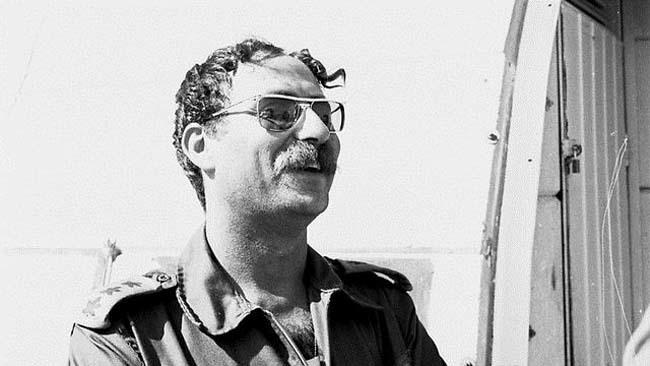 Амнон Решеф, в октябре 1973 командовавший израильской 14-й бронетанковой бригадой - Синайский танковый разгром | Военно-исторический портал Warspot.ru