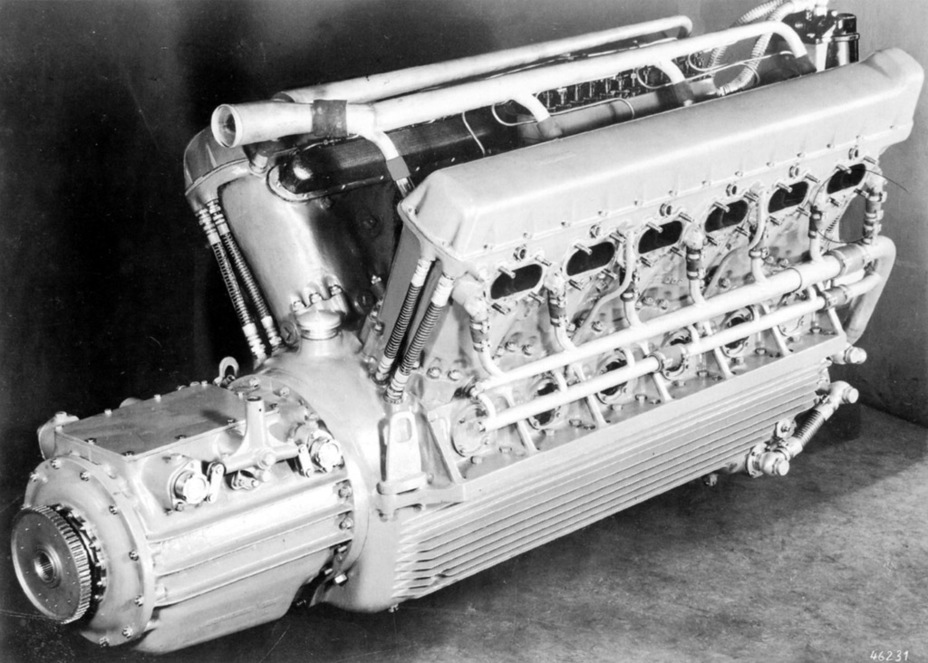 ?Дизельный двигатель Daimler-Benz MB.507, который первоначально предполагалось использовать в качестве силовой установки для нового танка - Немецкий лев | Военно-исторический портал Warspot.ru