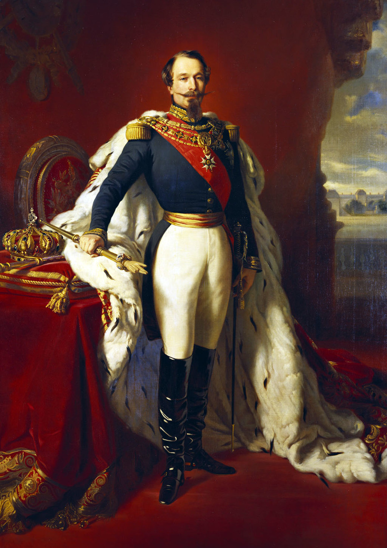 Французский император Наполеон III - Крымская война: британский и французский резоны | Военно-исторический портал Warspot.ru