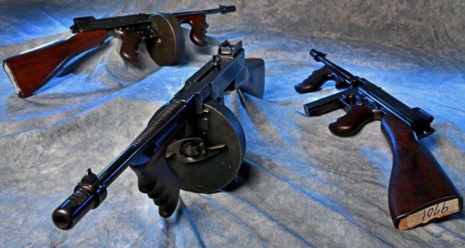 Пистолеты-пулеметы Томпсона thefirearmblog.com - «Томми-ганы» помогут перевооружить американских полицейских | Военно-исторический портал Warspot.ru