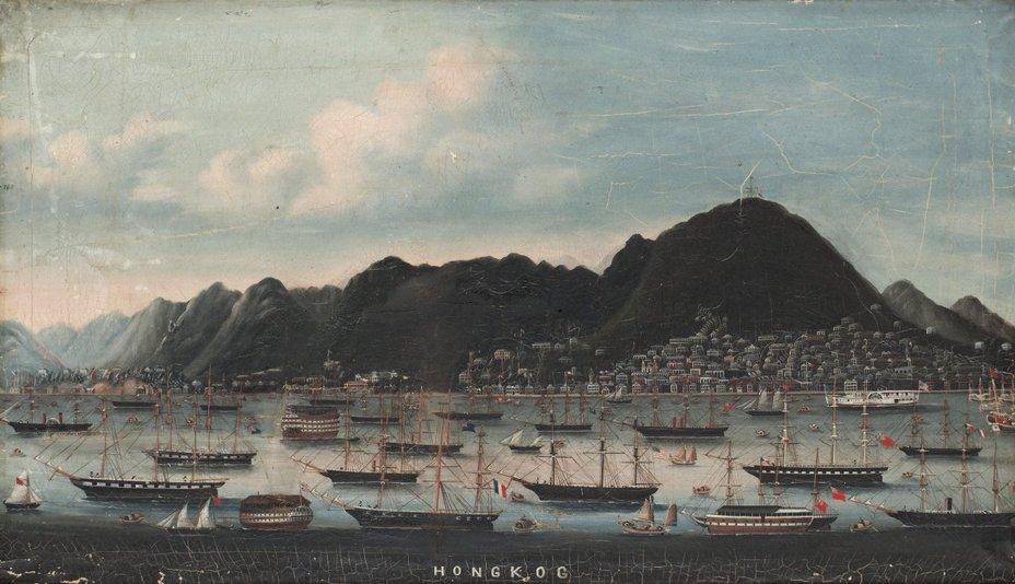 Гонконг, 1850-е годы - Крымская война: китайские пираты и игра по разным правилам | Военно-исторический портал Warspot.ru