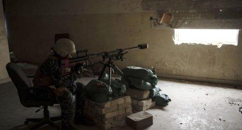 Канадский снайпер в Ираке dinardetectives.info - Канадец побил рекорд по дальности боевого снайперского выстрела | Военно-исторический портал Warspot.ru
