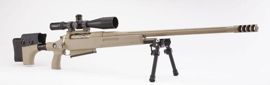 Снайперская винтовка McMillan TAC-50 mcmillanfirearms.com - Канадец побил рекорд по дальности боевого снайперского выстрела | Военно-исторический портал Warspot.ru