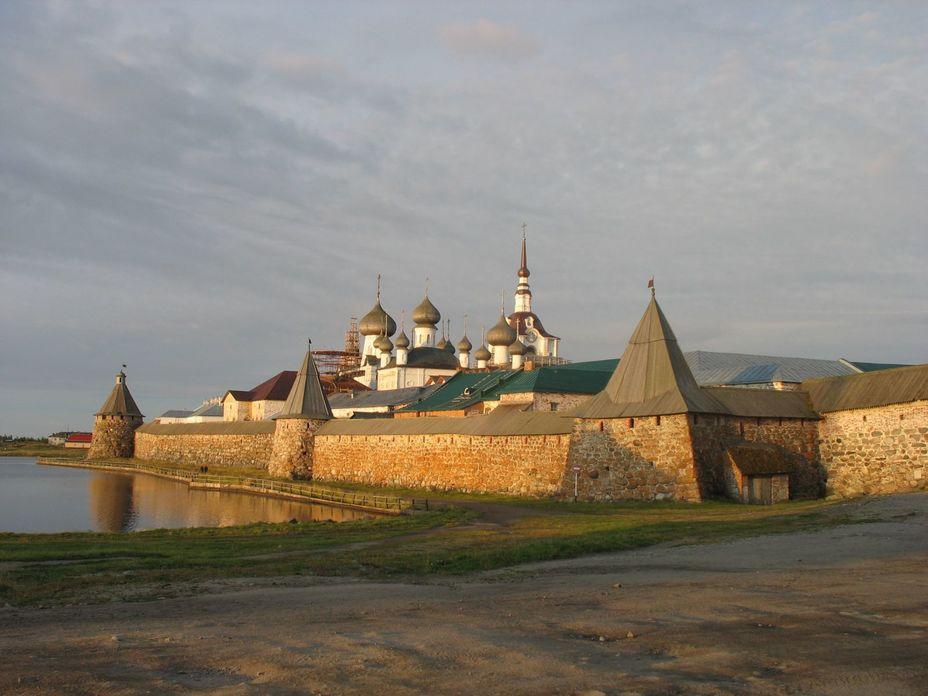 Соловецкий монастырь - Крымская война: Белое море | Военно-исторический портал Warspot.ru