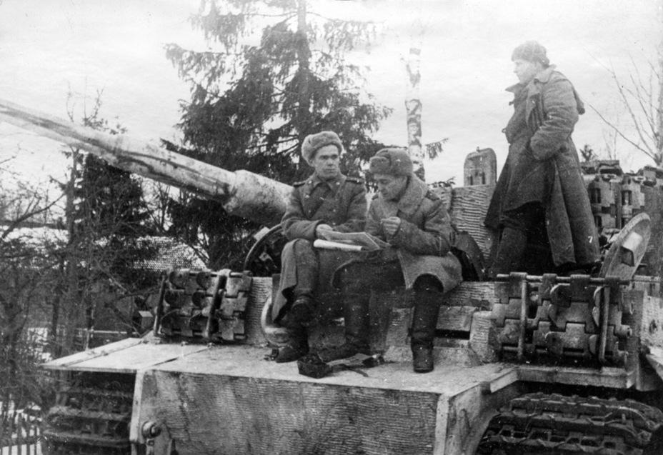 ?Учет захваченных танков, конец 1944 – начало 1945 года - Тяжёлый трофей   Военно-исторический портал Warspot.ru
