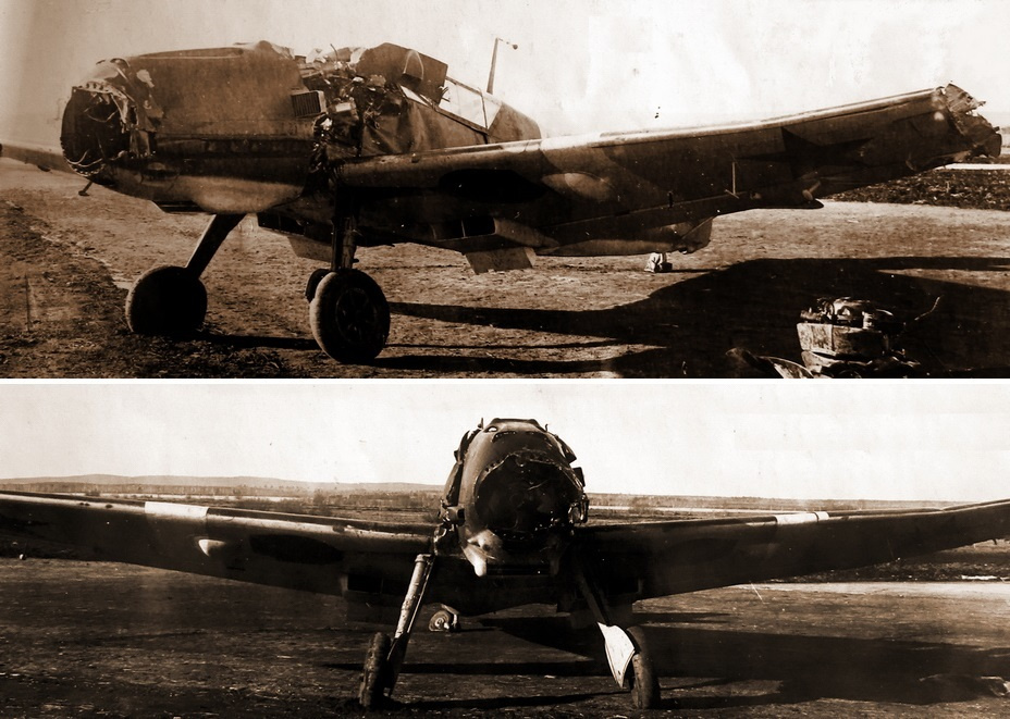 ?«Мессершмитт» Bf 109E-3 (W.Nr.2734), разбитый 29 октября 1941 года при взлёте с аэродрома Кольцово (Свердловск) испанским лётчиком Франсиско Кальдерари Бенито. - «Вами интересуется лично товарищ Сталин…» | Военно-исторический портал Warspot.ru