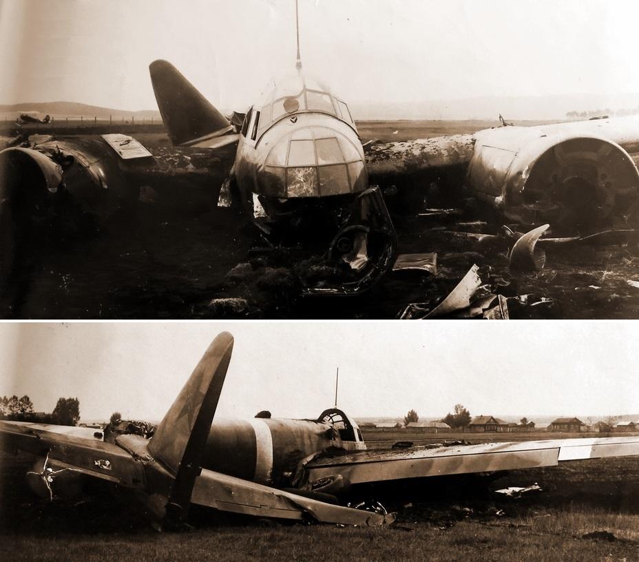 ?«Юнкерс» Ju 88A (заводской номер неизвестен), разбитый 13 сентября 1941 года на взлёте с аэродрома Арамиль (20 км юго-восточнее Свердловска) лётчиком Мануэлем Веласкесом Леоном. - «Вами интересуется лично товарищ Сталин…» | Военно-исторический портал Warspot.ru