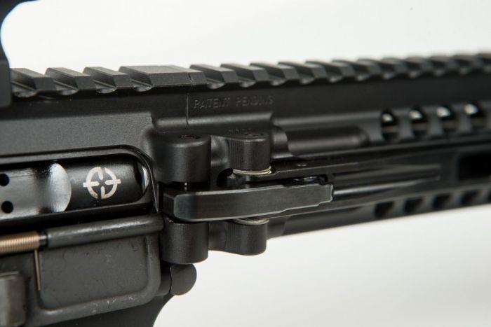 Фиксатор ствола винтовки XAR Invicta fddefense.com - AR-15, «ломающаяся» пополам | Военно-исторический портал Warspot.ru