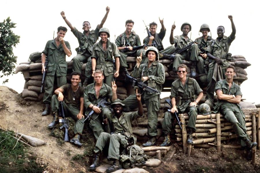 Американские солдаты во Вьетнаме warhistoryonline.com - M16 снова в моде | Военно-исторический портал Warspot.ru
