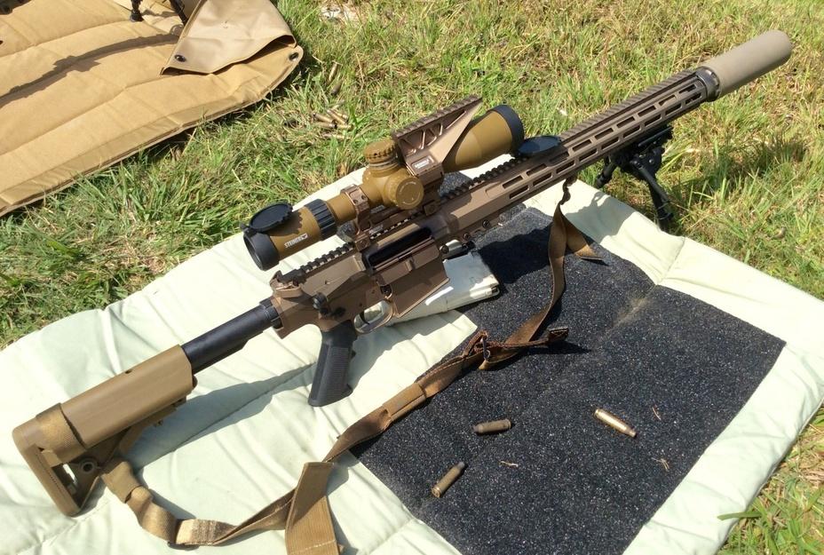 Винтовка VSASS soldiersystems.net - VSASS: новая снайперская винтовка морпехов? | Военно-исторический портал Warspot.ru