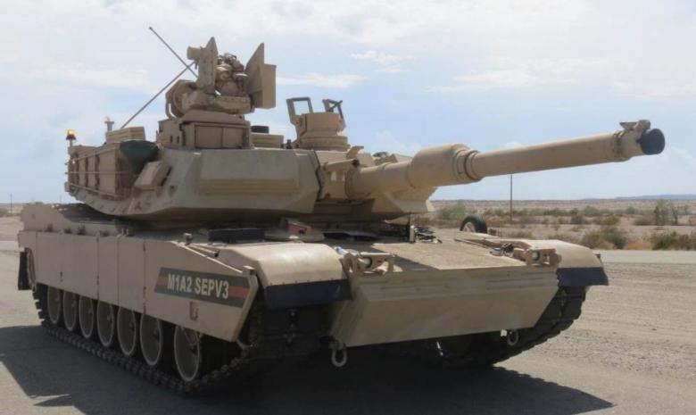 Танк Abrams M1A2 SEP v3 aw.my.com - Американская армия получила первый обновлённый «Абрамс» | Военно-исторический портал Warspot.ru