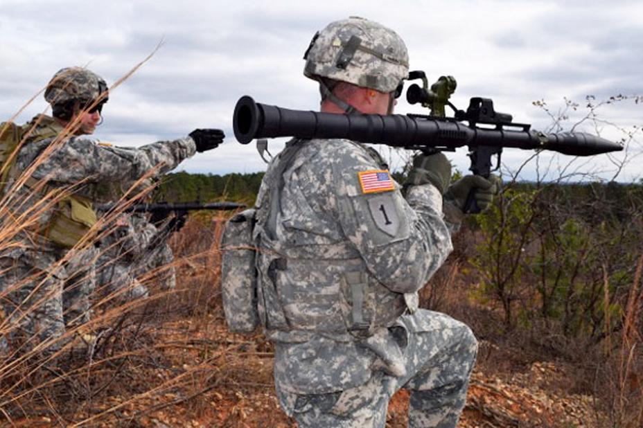 Американские пехотинцы с РПГ-7 - Длинная рука гранатомётчика | Военно-исторический портал Warspot.ru