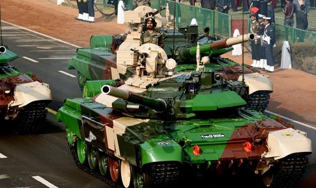 Танки Т-90С «Бхишма» индийской армии. defenseworld.net - Индийская армия требует новых танков   Военно-исторический портал Warspot.ru