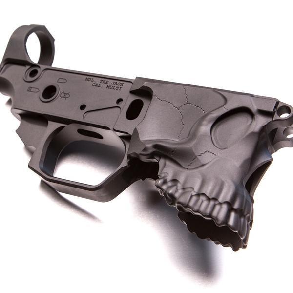 Нижний ресивер The Jack. thefirearmblog.com - Американцы предлагают делать AR-15 «зубастыми» | Военно-исторический портал Warspot.ru
