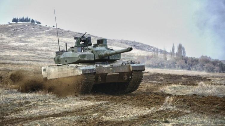 Танк Altay. janes.com - Военные неудачи ушедшего года | Военно-исторический портал Warspot.ru