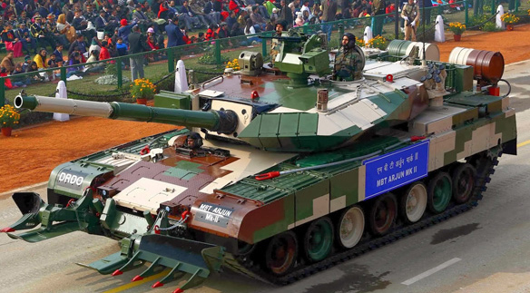 Танк Arjun Mk-2. military-today.com - Военные неудачи ушедшего года | Военно-исторический портал Warspot.ru