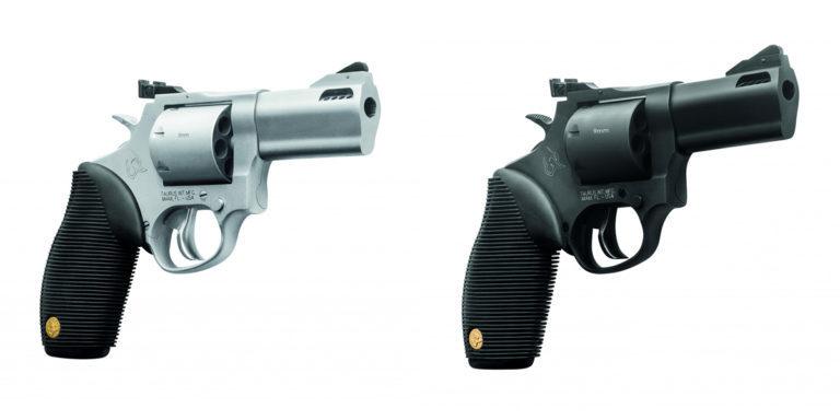 Пистолет Taurus 692 со стволом длиной 3 дюйма. guns.com - Американцы анонсировали многокалиберный револьвер | Военно-исторический портал Warspot.ru