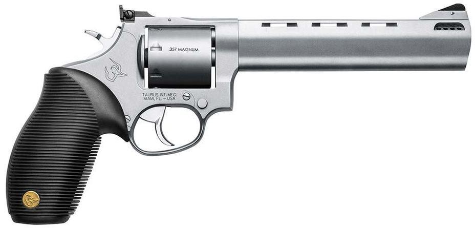 Пистолет Taurus 692 со стволом длиной 6,5 дюйма. guns.com - Американцы анонсировали многокалиберный револьвер | Военно-исторический портал Warspot.ru