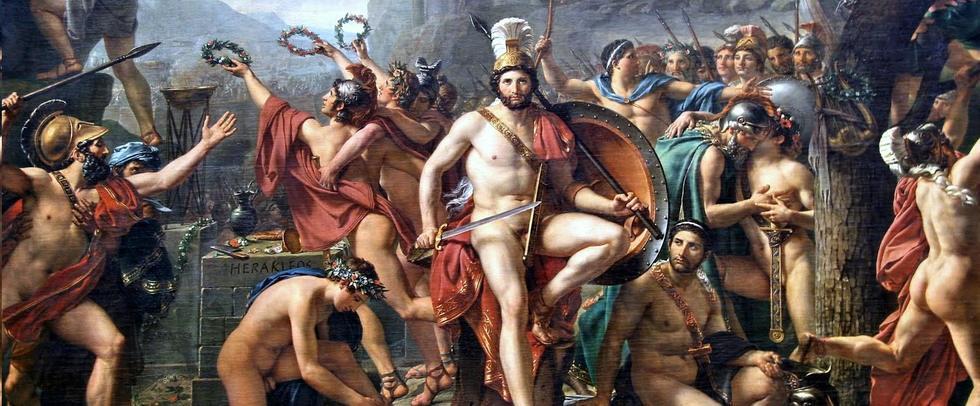 Фильмы про древнегреческих царей спарты