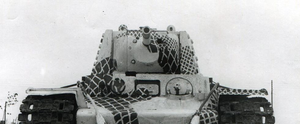 платонова чей же танк зима