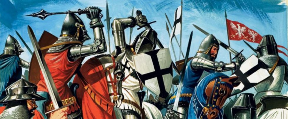 Картинки по запросу Пиррова победа крестоносцев. фото