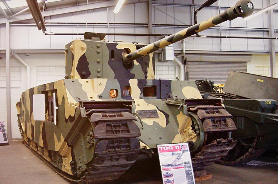 началом фото немецкого танка гиганта практически вся