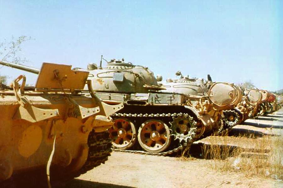 факты эфиопия советская военная техника в эфиопии фото особенность