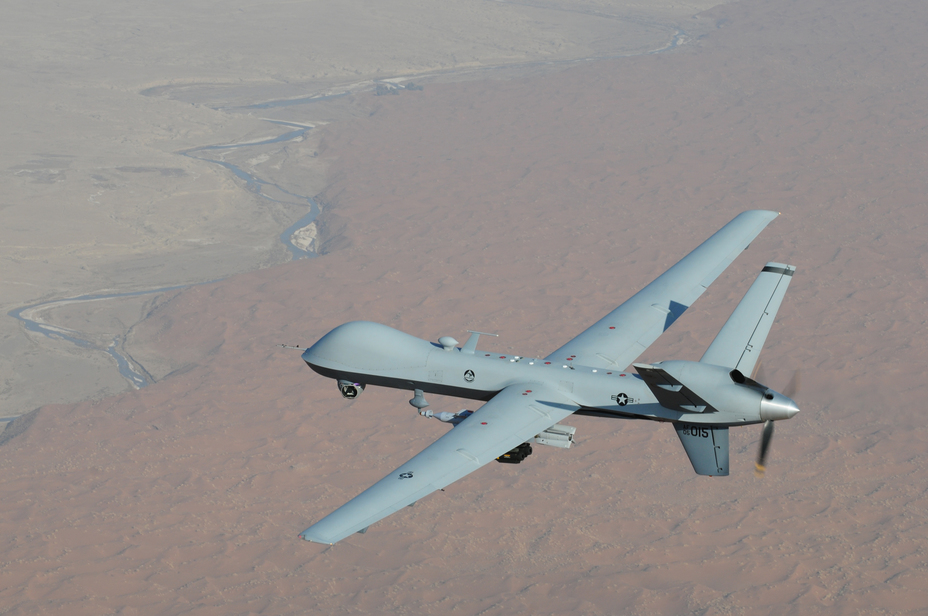 ​БЛА General Atomics MQ-9 Reaper https://ru.wikipedia.org/wiki/MQ-9_Reaper - Великобритания отправит БЛА General Atomics MQ-9 Reaper в Ирак | Военно-исторический портал Warspot.ru