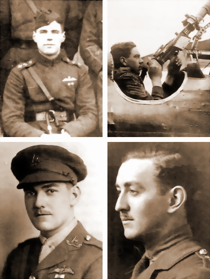 "​Frank D. Holder Sydney Ashby Robert H.M.S. Saundby Loudon Pierce Watkins (Windsock Datafile Special, ""The Last Flight of the L.48"") - Гибель «хайт-клаймера» 