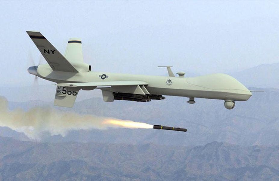 Далекий безпілотник ВПС США здійснив розвідку поблизу Донбасу - Цензор.НЕТ 8185
