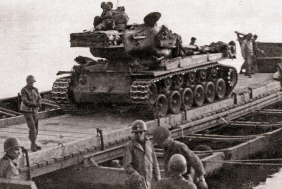 переход немецких войск через рейн фото сто, оказалось