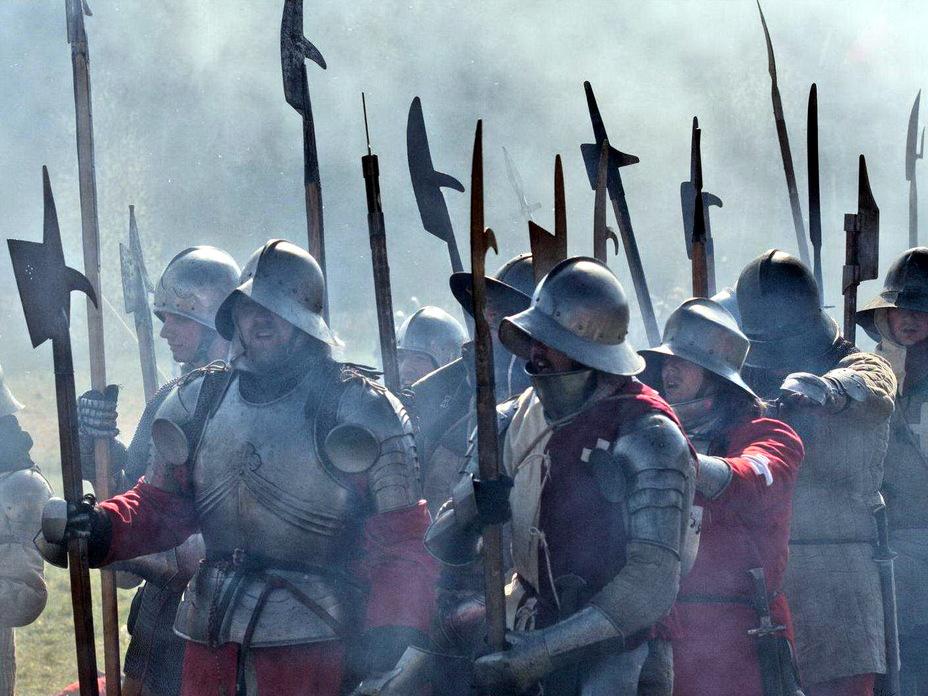 В XV веке швейцарские бойцы на поле боя считались залогом победы (http://historum.com) - Армия – это народ. Народ – это армия   Военно-исторический портал Warspot.ru