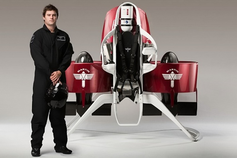 ​Martin Jetpack P-12 (http://www.wired.co.uk) - Rocket Man | Военно-исторический портал Warspot.ru