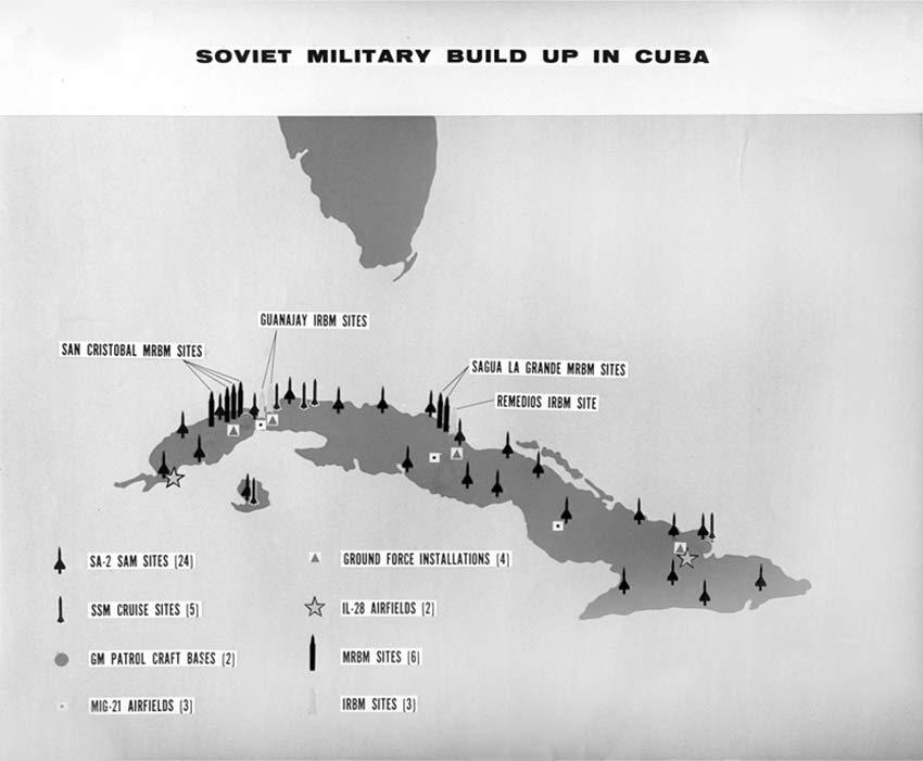 an overview of the russian government and the missiles into cuba Russia and weapons of mass destruction maximum missile he said that it is surprisingly easy to smuggle nuclear weapons into the us either across.