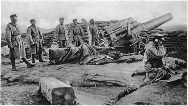 Японские военные обстреливают Циндао http://www.china-mike.com - Прелесть чужой войны. Как Япония вступила вПервую мировую | Военно-исторический портал Warspot.ru