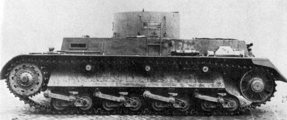 ​The same vehicle after improvements. The suspension armour was altered - Begleitwagen: A Specialist of All Trades | Warspot.ru