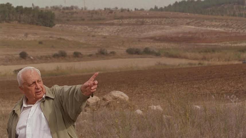 Ариэль Шарон на месте битвы за Латрун, 2002 год Источник: timesofisrael.com - Война за независимость Израиля: «Латрунская мясорубка» | Военно-исторический портал Warspot.ru