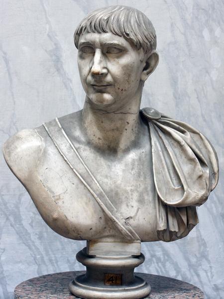 Доклад о траяне римском императоре 240