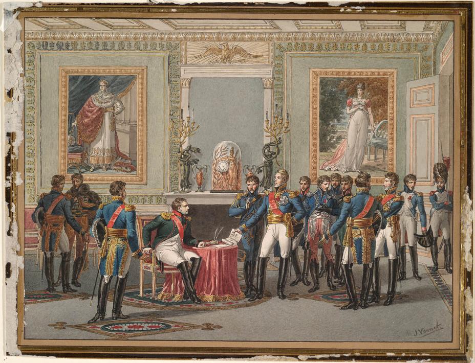 Отречение Наполеона - Взятие Вашингтона | Военно-исторический портал Warspot.ru