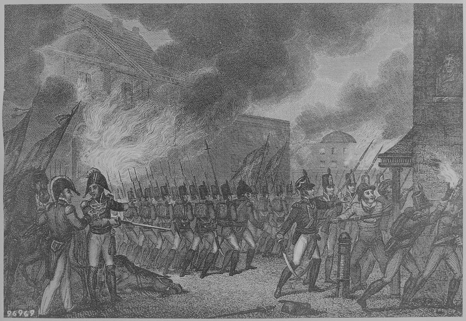 Капитуляция Вашингтона - Взятие Вашингтона | Военно-исторический портал Warspot.ru