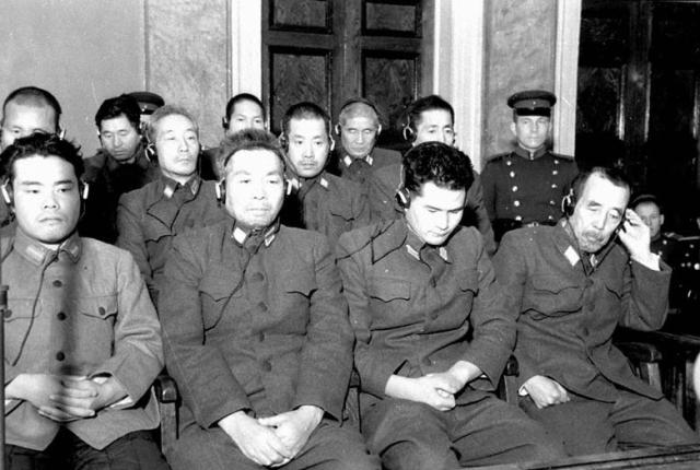 Некоторые сотрудники отряда 731 на Хабаровском процессе istpravda.ru - Отряд 731: лаборатории смерти | Военно-исторический портал Warspot.ru