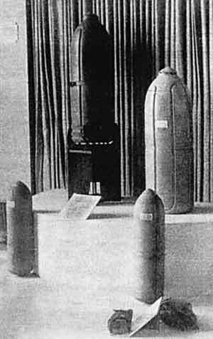 Керамические бомбы «системы Удзи», обнаруженные в руинах комплекса отряда 731 supotnitskiy.ru - Отряд 731: лаборатории смерти | Военно-исторический портал Warspot.ru
