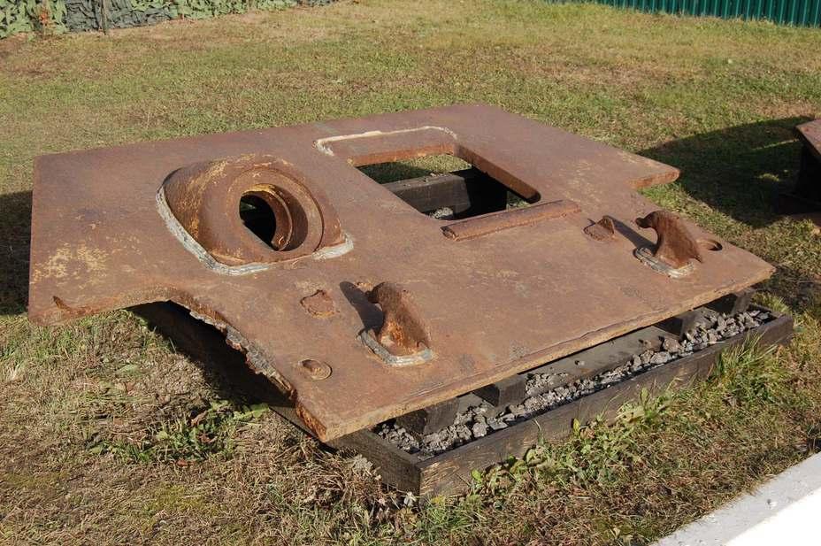 обещала фото танка печь фен