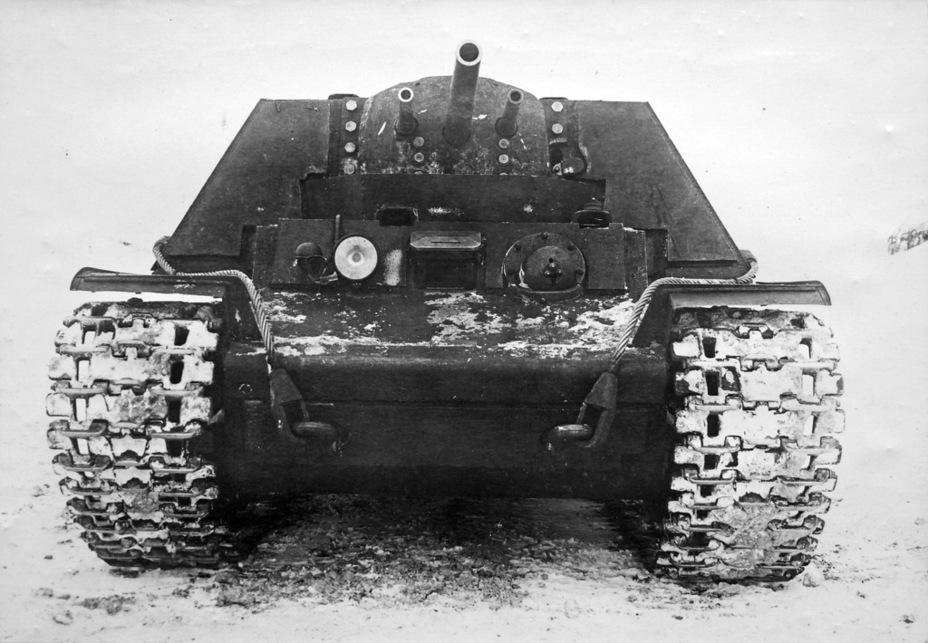 Сталин, танки, три ствола