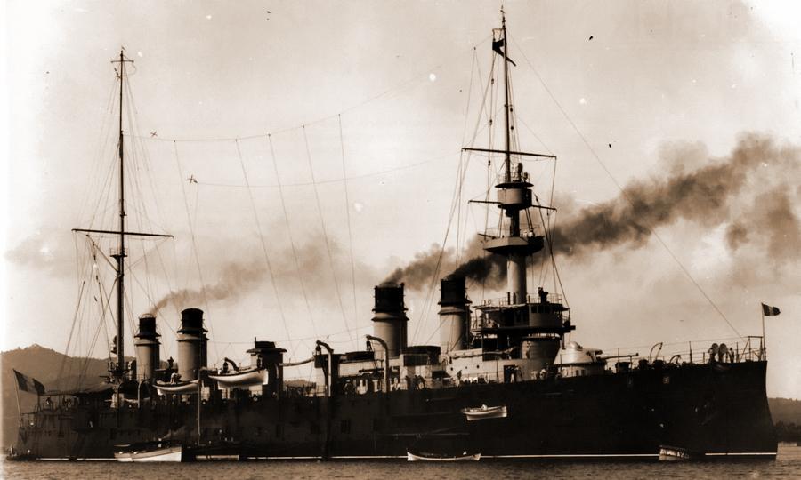На подводной лодке у берегов англии