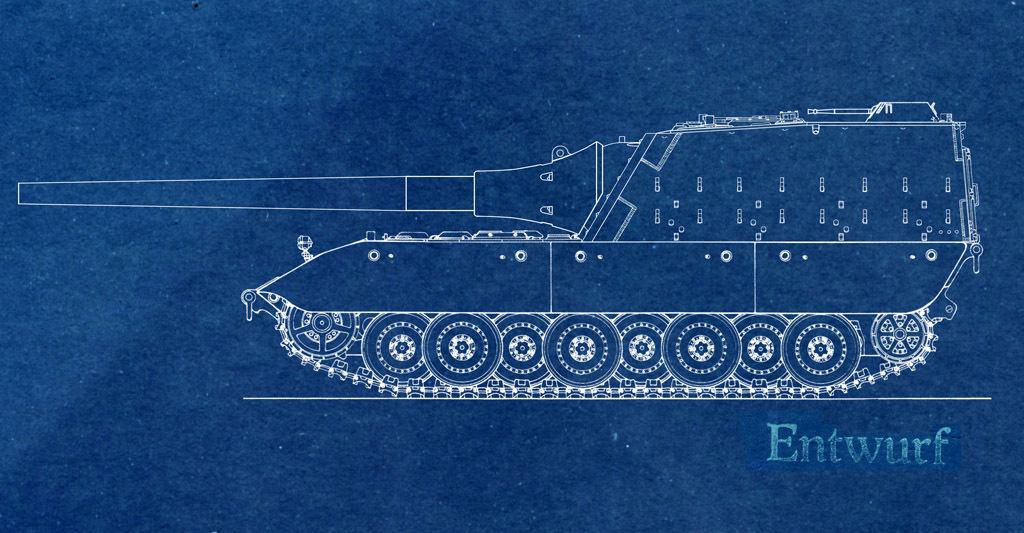 ПТ-САУ Jagdpanzer E 100 , характеристики и описание